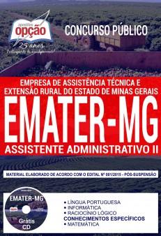 Apostila Emater MG 2018 PDF