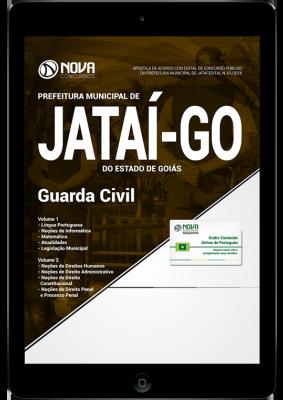 Apostila Guarda Civil Prefeitura de Jataí