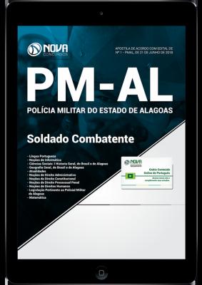 Apostila Polícia Militar AL 2018 pdf