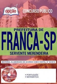 Apostila Prefeitura de Franca 2018