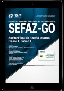 Apostila Concurso SEFAZ GO Auditor