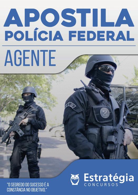 Apostila Grátis Polícia Federal 2018