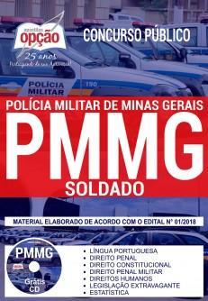 Apostila Concurso PM MG 2018