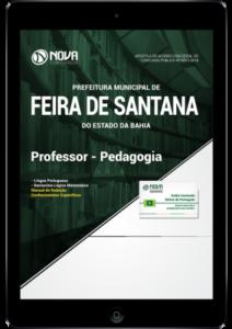 Apostila Concurso Feira de Santana BA 2018