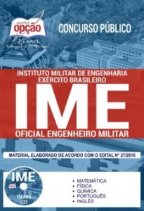 Apostila IME Exército 2018