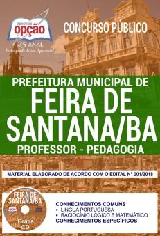 Apostila Concurso Feira de Santana BA pdf