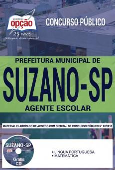 Apostila Prefeitura de Suzano 2018