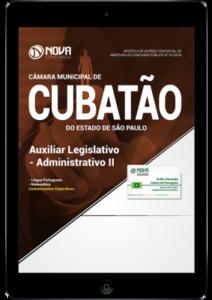 Apostila Câmara de Cubatão 2018 pdf