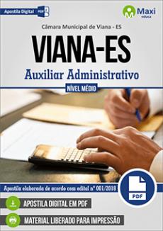 Apostila Câmara de Viana ES