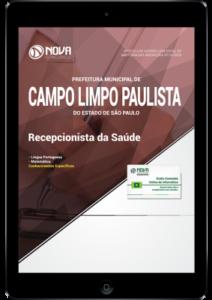 Apostila Campo Limpo Paulista 2018