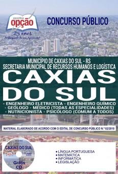 Apostila Concurso Caxias do Sul pdf