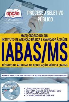 Apostila IABAS MS 2018 pdf