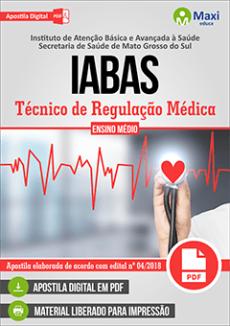 Apostila IABAS MS 2018
