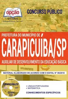 Apostila Concurso Carapicuíba
