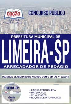 Apostila Prefeitura de Limeira 2018 pdf