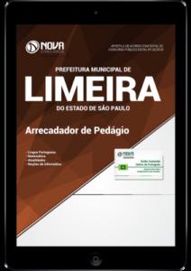 Apostila Prefeitura de Limeira 2018