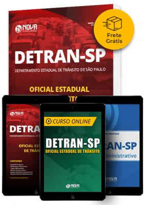 KIT DETRAN-SP 2019