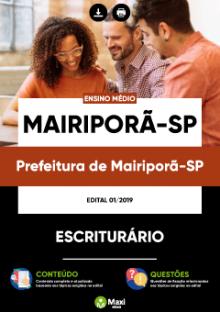 Apostila Prefeitura de Mairiporã